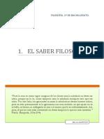 1. El saber filosófico.pdf
