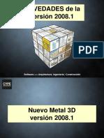 Metal3D