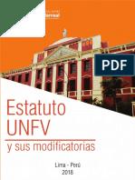 ESTATUTO UNFV 2018