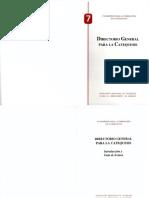 Para entender el Directorio general para la catequesis.pdf
