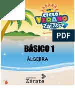 Álgebra b1 Clase