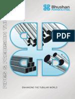 Precision Tube Pipe Catalogue2016
