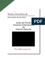 Actas Congreso Historia Mapuche