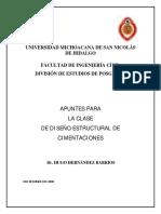2008 APUNTES PARA LA CLASE DE DISEÑO ESTRUCTURAL DE CIMENTACIONES.pdf