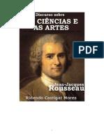 O Discurso Sobre Ciências e Das Artes - Rousseau