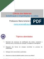 solidificaçao e imperfeição no sólido.pdf