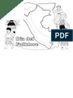 Dia Del Folklore Peruano