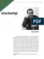 AIRA, César. Kafka, Duchamp