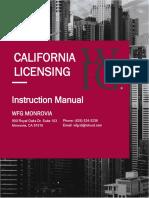 Instruction Manual 2018