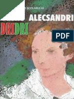 Alecsandri Vasile - Dridri.pdf