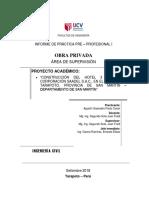 FORMATO DE INFORMES