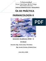 Guía Práctica Farmacologia II