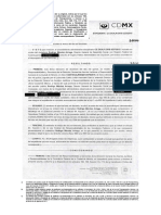 Resolución responsabilidad administrativa