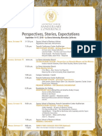 Adventist Forum Conference Program