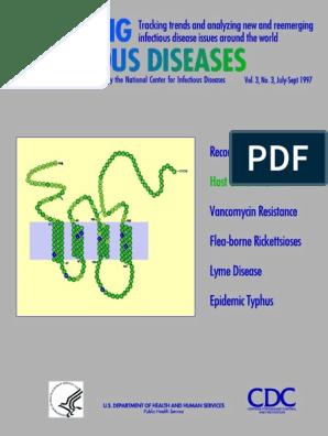 Borrelia recurrentis epidemiología de la diabetes