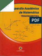 Compendio TRIGONOMETRIA - LUMBRERAS.pdf