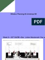 Plan Until Christmas