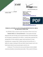 CTIA Fall 2010 - 4G LTE Announcement Final