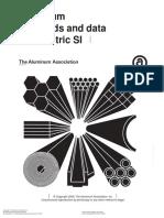 Aluminum Standard and Data 2009 Metric Si