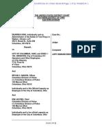 2018-09-14 - King v. Columbus - Time-Stamped Complaint