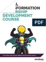 Digital Transformation Course Brochure 1