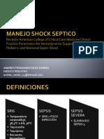 shock septico.pptx