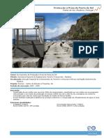 NM-0088 - Proteccao Praia Da Ponta Do Sol - PT