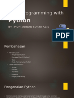 Start Programming With Python