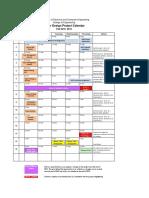 Fall 18-19 SDP Calendar