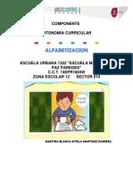 Club de Alfabetizacion