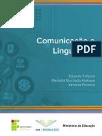 Livro Comunicação e Linguagem