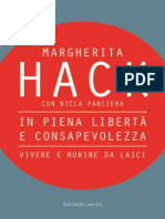 In Piena Liberta e Consapevolezza - Margherita Hack