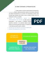 Estudios de Factibilidad de Un Proyecto
