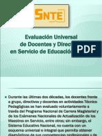 Evaluacion Universal