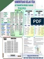 struktur organisasi siswa VIIIA.pptx