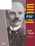 Trotsky, Leon - Lenin