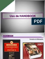 Aula de Handbook