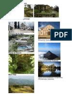 Lugares Turisticos de Chimaltenango