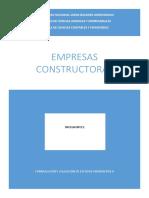 EMPRESAS- CONSTRUCTORAS