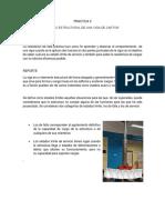 """""""Diseño Estructural de Una Viga de Carton"""