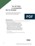 """Nicolás Suárez, """"Amalia en el cine"""