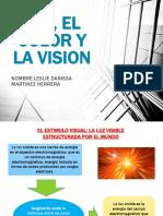 Luz, El Color y La Vision