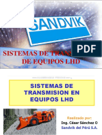 Sistemas de Transmision LHD