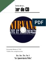 Lector de CD (Análisis Técnico)