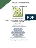 ADA 3  Investigación de la terminología básica informática