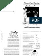 Manual para docentes sobre Abuso Sexual en la Infancia
