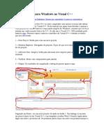 Program an Do Para Windows No Visual