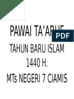 PAWAI TA