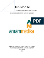 353119474 Pedoman k3 Rsuam PDF