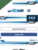 Injeçao Jetta TSI